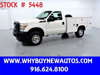 Ford F250 ~ 4x4 ~ Only 79K Miles 2011
