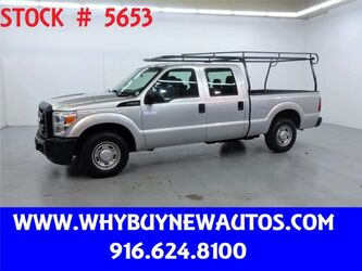 Ford F250 ~ Crew Cab ~ Only 30K Miles! 2011