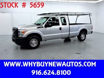 Ford F250 ~ Extended Cab ~ Only 19K Miles! 2011