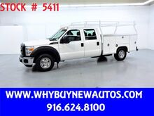 2011_Ford_F350_~ Crew Cab ~ Top Boxes ~ Only 35K Miles!_ Rocklin CA
