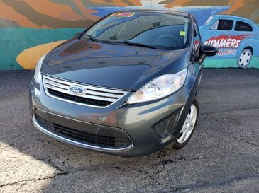 2011_Ford_Fiesta_SE Sedan_ Saint Joseph MO