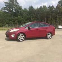 2011_Ford_Fiesta_SEL Sedan_ Hattiesburg MS