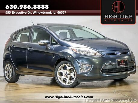 2011_Ford_Fiesta_SES_ Willowbrook IL