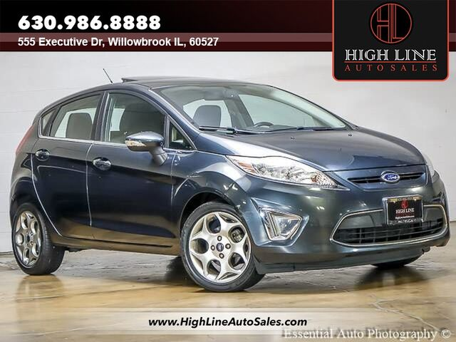 2011 Ford Fiesta SES Willowbrook IL