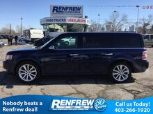 2011_Ford_Flex_4dr Limited AWD Pano Sunroof, Bucket Seating_ Calgary AB