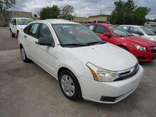 2011_Ford_Focus_S Sedan_ Houston TX
