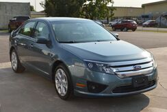 2011_Ford_Fusion_I4 SE_ Houston TX