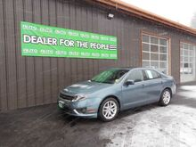 2011_Ford_Fusion_I4 SEL_ Spokane Valley WA