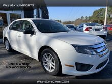 2011_Ford_Fusion_S_ Raleigh NC