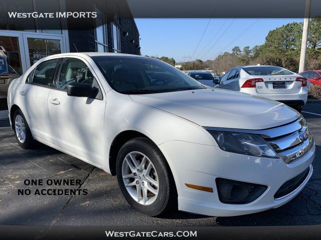 2011 Ford Fusion S Raleigh NC