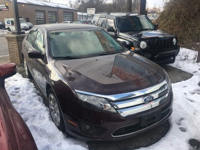 2011 Ford Fusion SE North Versailles PA