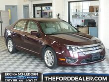 2011_Ford_Fusion_SEL_ Milwaukee WI