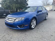 2011_Ford_Fusion_SPORT_ Richmond VA