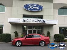 2011_Ford_Fusion_Sport_ Norwood MA