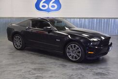 2011_Ford_Mustang_GT 5.0 V-8! LOW MILES! LEATHER! 6-SPEED! BAD BOY!_ Norman OK