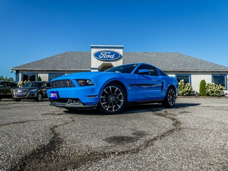 2011 Ford Mustang GT PREMIUM CALI SPECIAL AUTOMATIC *LOW KMS