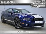 2011 Ford Mustang GT500 1 Owner Southern Car Nav 6 Speed Low Low Miles Loaded Snake