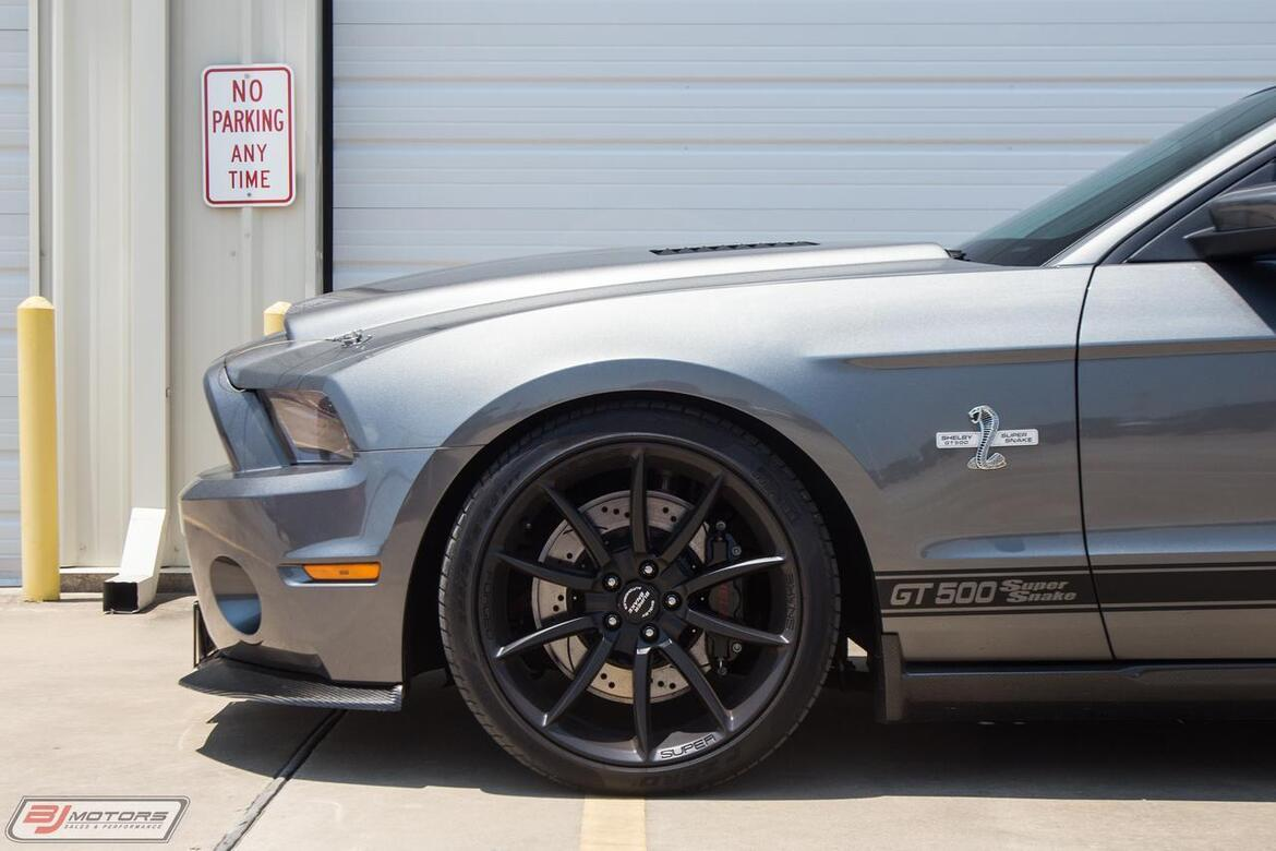 2011 Ford Mustang Shelby Super Snake GT500 Tomball TX