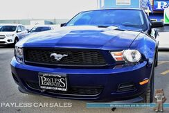 2011_Ford_Mustang_V6 Coupe / 6-Spd Manual / Cruise Control / 29 MPG_ Anchorage AK