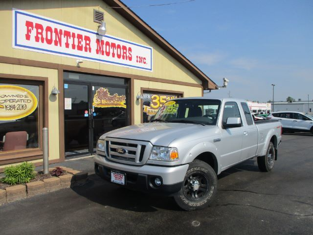 2011 Ford Ranger Sport SuperCab 4-Door 2WD Middletown OH