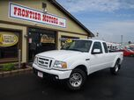 2011 Ford Ranger Sport SuperCab 4-Door 2WD