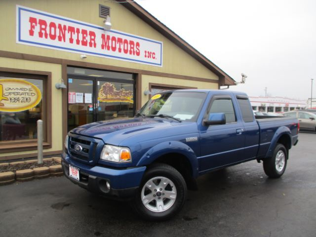 2011 Ford Ranger Sport SuperCab 4-Door 4WD Middletown OH