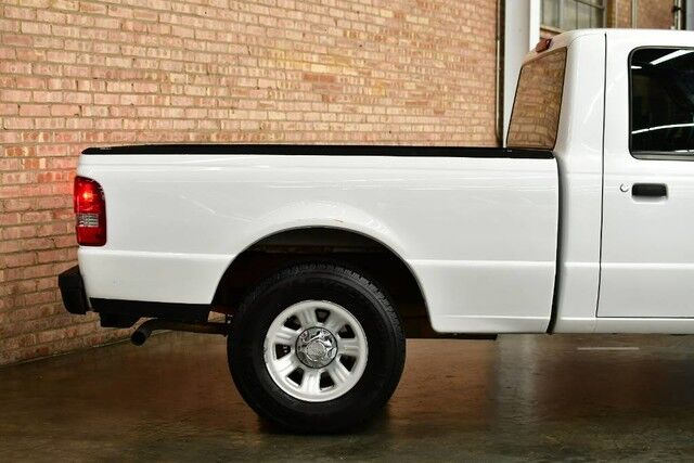 2011 Ford Ranger XL - 2.3L I4 ENGINE REAR WHEEL DRIVE CARFAX CERTIFIED 1 OWNER GRAY CLOTH INTERIOR ALLOY WHEELS Bensenville IL