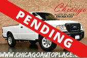 2011 Ford Ranger XL - 2.3L I4 ENGINE REAR WHEEL DRIVE CARFAX CERTIFIED 1 OWNER GRAY CLOTH INTERIOR ALLOY WHEELS