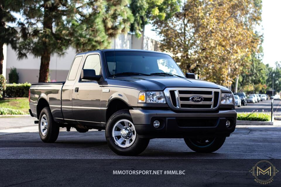 2011_Ford_Ranger_XLT_ Long Beach CA