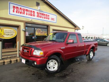 2011 Ford Ranger XLT SuperCab 4-Door 2WD Middletown OH
