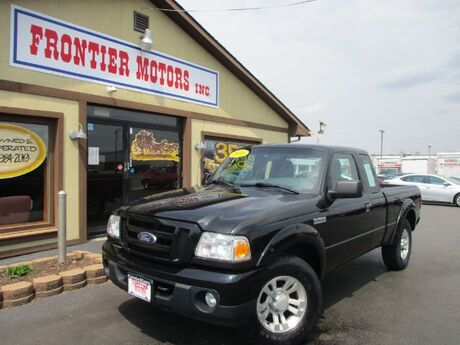 2011 Ford Ranger XLT SuperCab 4-Door 4WD Middletown OH