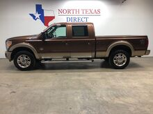 2011_Ford_Super Duty F-250 SRW_King Ranch 4x4 PowerStroke Diesel Crew Heated Leather_ Mansfield TX