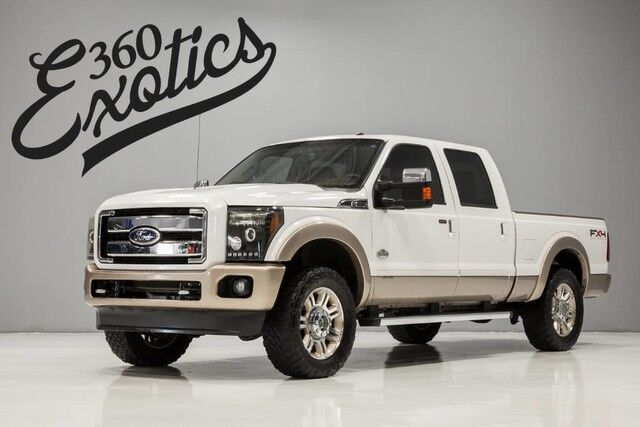 2011_Ford_Super Duty F-250 SRW_King Ranch_ Austin TX