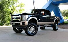 2011_Ford_Super Duty F-250 SRW_King Ranch_ Carrollton TX