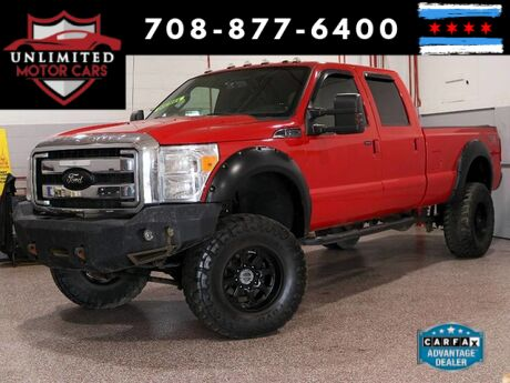 2011 Ford Super Duty F-250 SRW Lariat 4WD Bridgeview IL