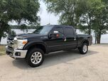 2011 Ford Super Duty F-250 SRW Lariat 6.2L V8 4x4 Nav Leather 20 Wheels