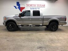 2011_Ford_Super Duty F-250 SRW_Lariat FX4 4x4 Diesel Crew XD Wheels Nitto Gps Short Bed_ Mansfield TX