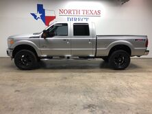 Ford Super Duty F-250 SRW Lariat FX4 4x4 Diesel Crew XD Wheels Nitto Gps Short Bed 2011