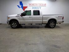 Ford Super Duty F-250 SRW Lariat Heated Leather 4WD Integrated Trailer Brake Aux Cord 2011