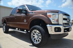 Ford Super Duty F-250 SRW Lariat 2011
