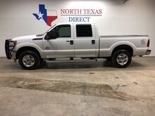 2011_Ford_Super Duty F-250 SRW_XLT 4x4 PowerStroke Diesel Crew Cab Back Up Camera 1 Owner_ Mansfield TX