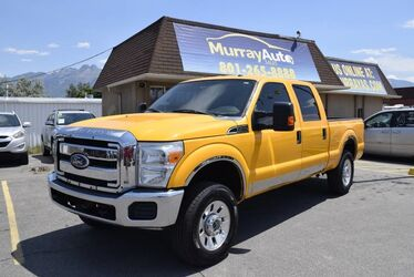 Ford Super Duty F-250 SRW XLT 2011