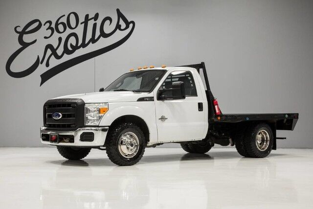 2011_Ford_Super Duty F-350 DRW_XL_ Austin TX