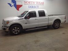 2011_Ford_Super Duty F-350 SRW_FREE DELIVERY Lariat Diesel Leather Park Assist Bluetooth_ Mansfield TX