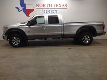 2011_Ford_Super Duty F-350 SRW_Lariat FX4 4x4 Diesel Heated AC Seats Gps Navi Bluetooth_ Mansfield TX