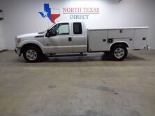 Ford Super Duty F-350 SRW XLT 6.7 Powerstroke Diesel Utility Bed Texas Owned New Tires 2011