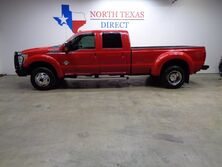 Ford Super Duty F-450 DRW Lariat 4WD GPS Navigation Heated Cooled Leather Seats 2011