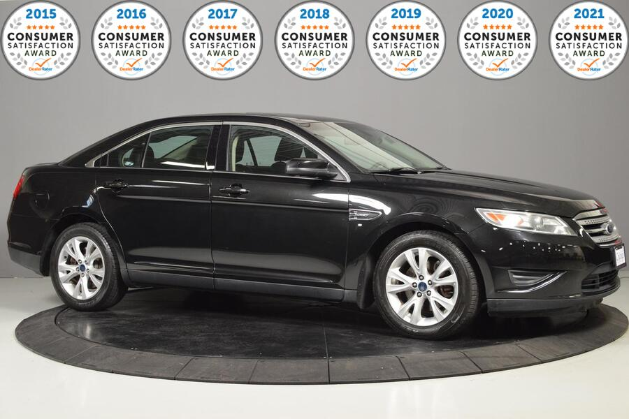 2011_Ford_Taurus_SEL_ Glendale Heights IL