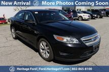 2011 Ford Taurus SEL South Burlington VT