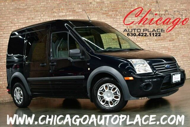 2011 Ford Transit Connect XLT - 2.0L DOHC I4 ENGINE WORK READY GRAY CLOTH FRONT WHEEL DRIVE AM/FM STEREO W/ CD Bensenville IL